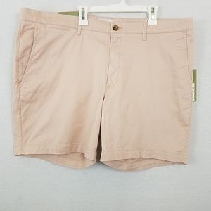 """7"""" Linden Flat Front Chino Shorts Goodfellow & Co"""